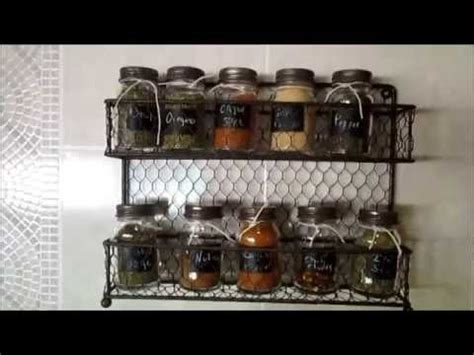 Make A Diy Spice Rack With Dollar General 187 Dollar Store Diy Spice Jars Using Dollar Tree And World Market Canisters