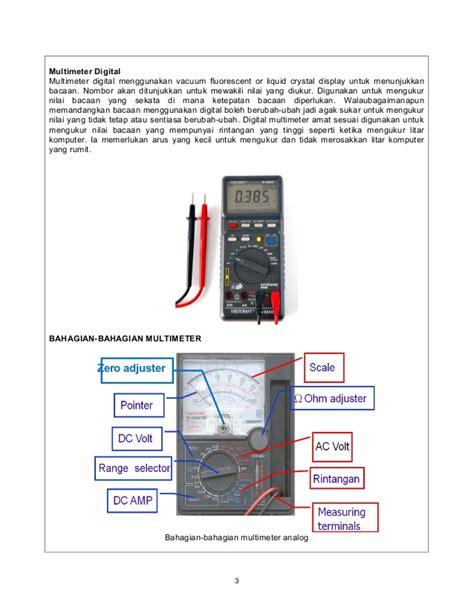 Analog Voltmeter Elektrik Merk Heles 8 1 multimeter