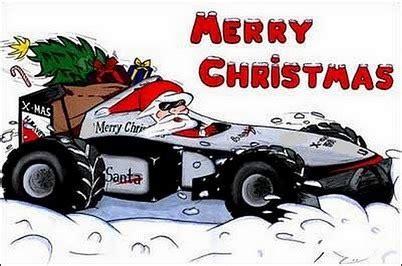 merry christmas  happy  year racedepartment