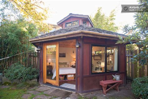 tiny house for backyard portland s 10 best airbnb rentals portland monthly