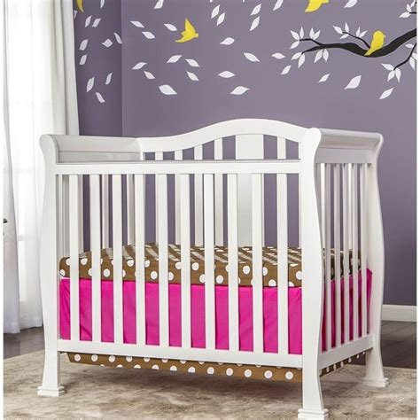 white mini cribs white mini cribs child craft 2 in 1 mini crib in white