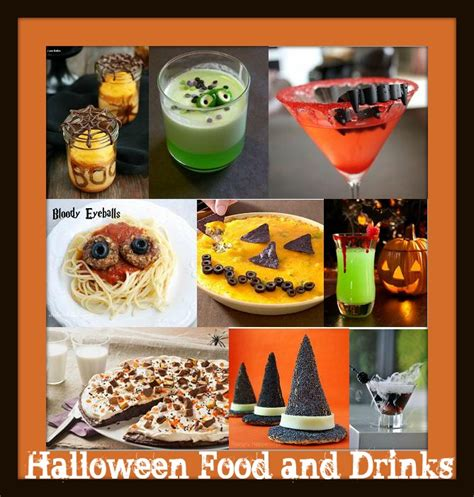 halloween drink names spooky halloween food names halloween food