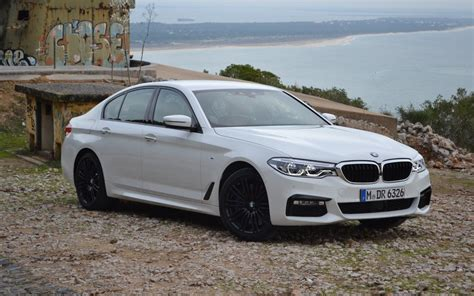 bmw 5 or 7 series 2017 bmw 5 series 7 series comfort 3 series agility review