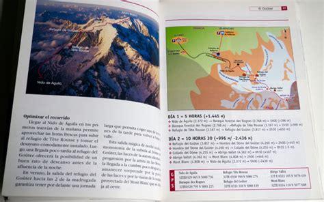 libro tras las vias camino de la cima archivos el mont blanc ascensiones rutas v 237 as material meteorolog 237 a
