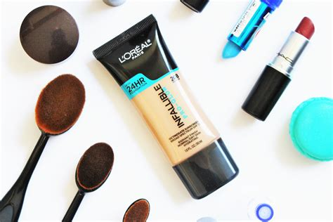 Harga L Oreal Infallible Pro Glow l oreal infallible pro glow foundation review