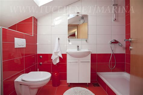 Red Bathroom Ideas 1 A6 1 Apartment For 6 Persons Appartement F 252 R 6 7