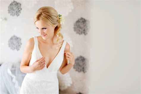 Schlichte Brautfrisuren by 187 Klassisch Schlichte Brautfrisur 2 10