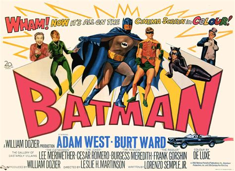 Vintage Classic Bruce Poster The Way Of The 42x30cm Felix Ip 蟻速畫行 Vintage Batman Posters