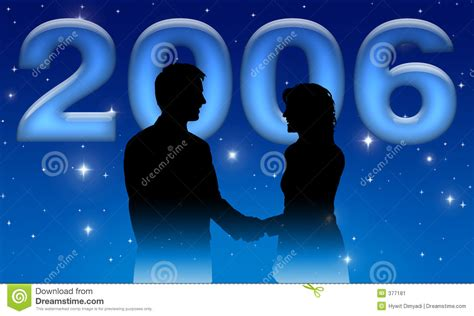 new year in 2006 business new year 2006 stock image image 377181
