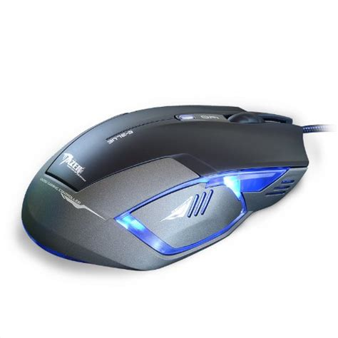 Mouse Eblue Mazer e blue mazer type r 2500dpi usb wired optical gaming mouse