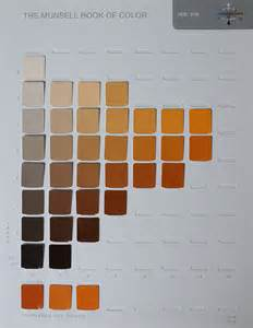 munsell color chart how to read a munsell color chart munsell color system