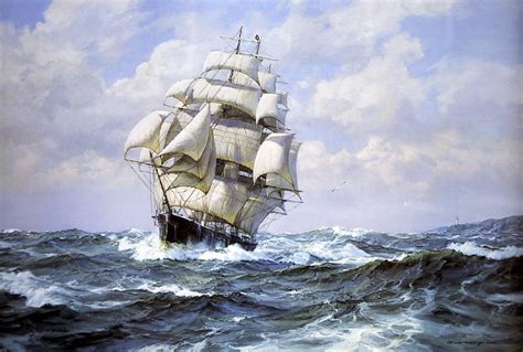 flying cloud boat charles vickery the flying cloud scrimshaw gallery