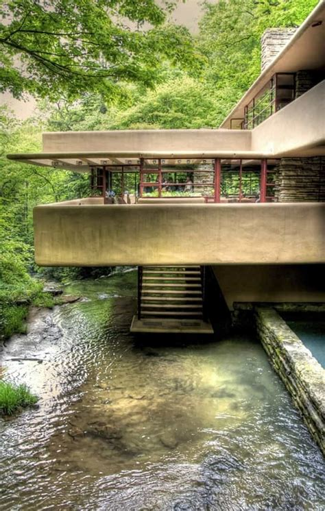falling water architect fallingwater house by frank lloyd wright video