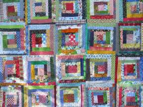 quilt as you go log cabin flickr photo