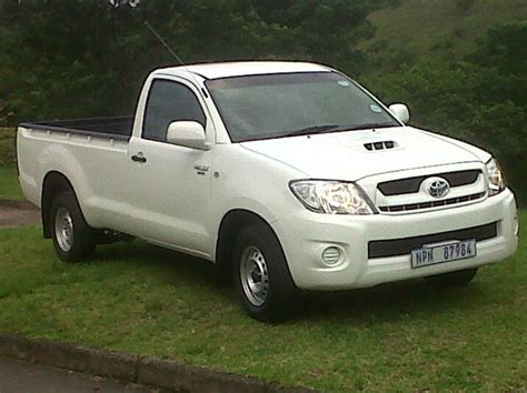 Toyota Vvti Modifications Of Toyota Hilux Www Picautos
