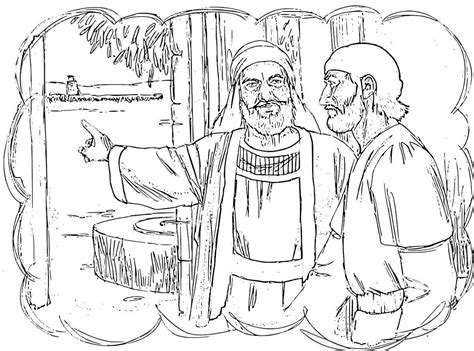coloring pages of jesus parables free coloring pages of parable of the sower 2
