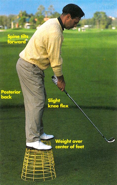 golf swing counter balancing act by tom patri with lorin anderson golf