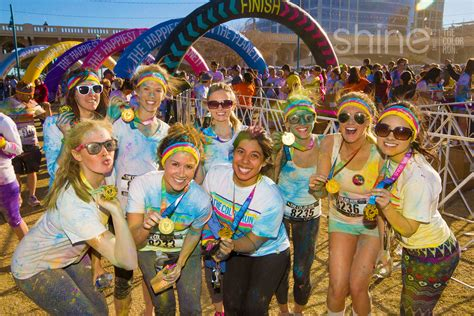 color run hawaii soweto the color run south africa