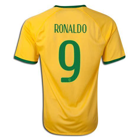 Jersey Brazil Home World Cup 2014 2014 fifa world cup brazil ronaldo 9 home soccer jersey