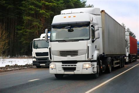 self driving trucks the fate of interstate carriers