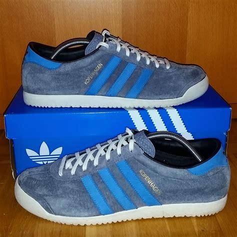 adidas kopenhagen shoe adidas grey blue from sort it apps
