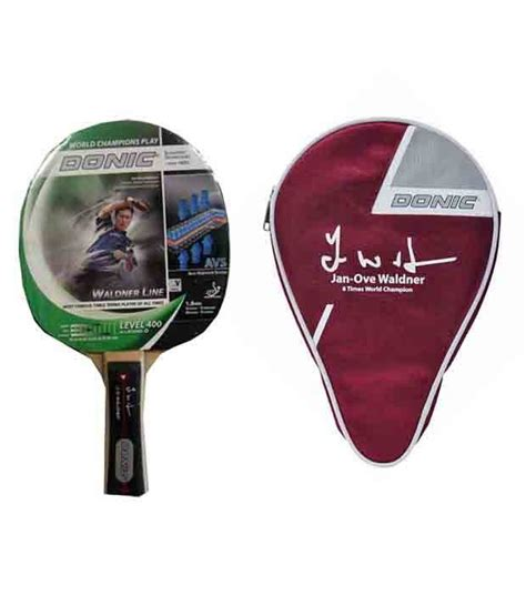donic waldner 400 table tennis racket donic table tennis