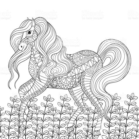 anti stress coloring pages animals racing anti stress coloring page