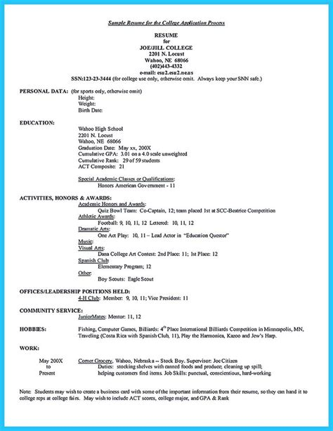 current high school student resume best 20 high school resume template ideas on