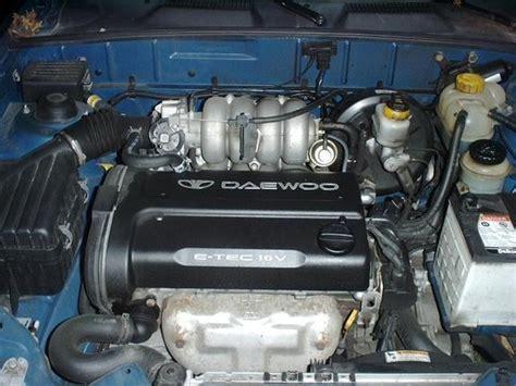 how does a cars engine work 2001 daewoo leganza free book repair manuals mmamdouh 2001 daewoo lanos specs photos modification info at cardomain