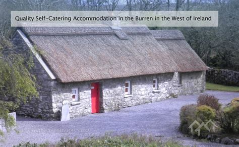 Ballyvaughan Cottages by Ballyvaughan Cottages Michael Cusack Founder Of Gaa Home