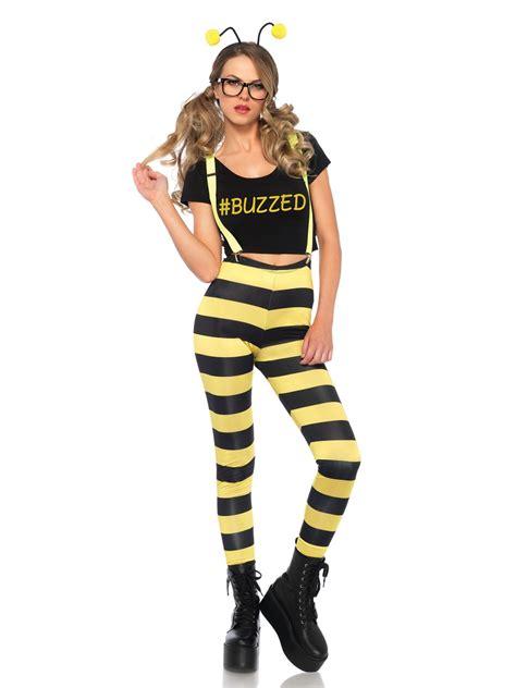 bee costume buzzed bee costume 85631 fancy dress