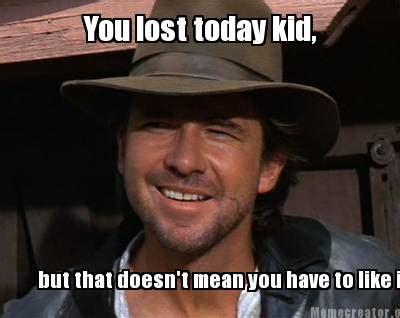 Lost Meme - you lost meme memes