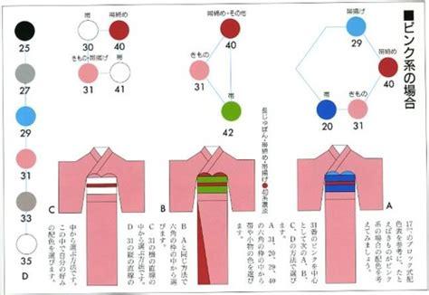 color meanings in japan kimono nagoya traditional kimono colors