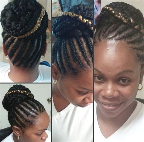 blackhairclub com 1 source for black hair style 35 braided buns re inventing the classic style