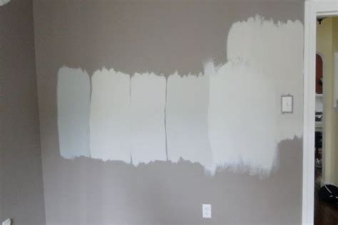 sherwin williams sassy blue 1241 from left to right martha stewart driftwood gray too
