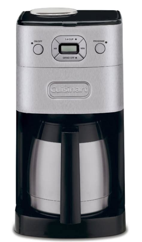Cuisinart Programmable Coffee Makers: a Comparison Between DCC 2600, DCC 1200 and DGB 650BC