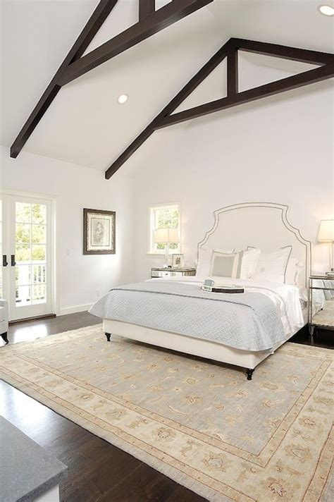vaulted ceiling in bedroom vaulted bedroom ceiling transitional bedroom core