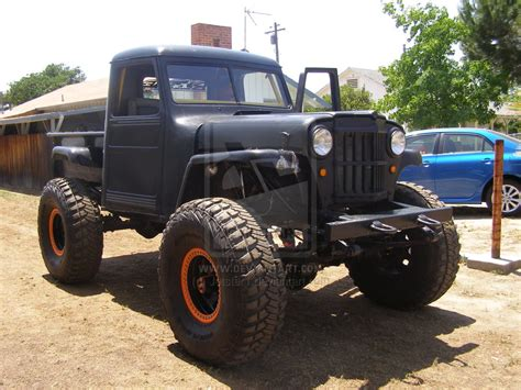 willys jeep truck lifted willys for sale autos post