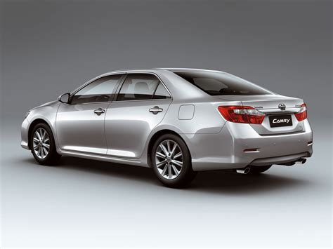 Toyota Camry 2012 Model Pictures Toyota Camry 2012 Asia Model