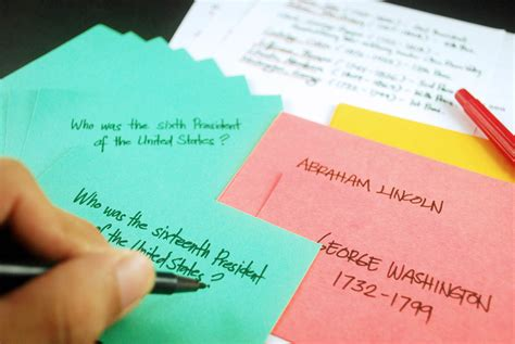 how to make index cards basic studying tips reinvented ecus
