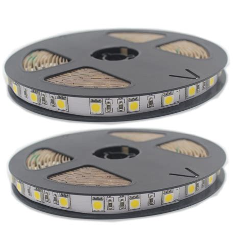 Led Smd 5050 24v non waterproof 5050 smd led light 60led m 5m led