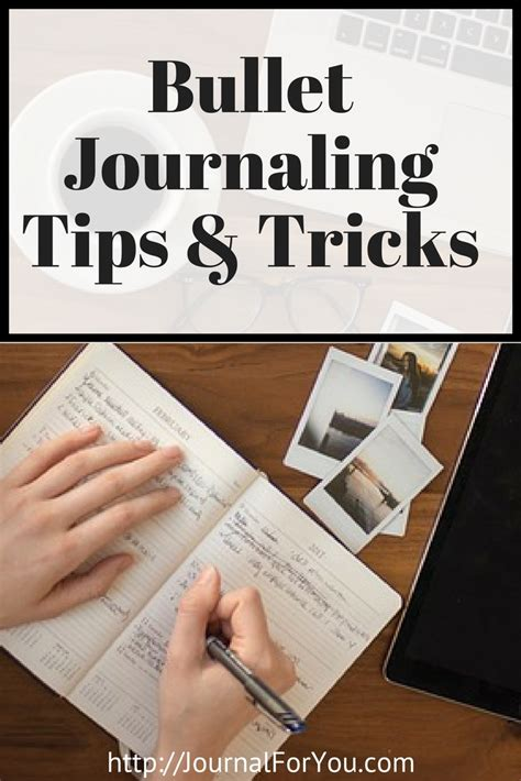 bullet journal tips and tricks journal for you jfy offers inspiration hints and tips