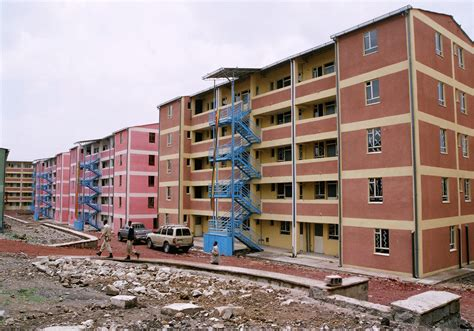 project housing arab contractors to undertake a new housing project in ethiopia