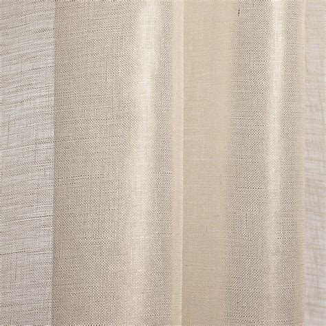 material for drapes solid color linen fabric for curtains brina by dedar