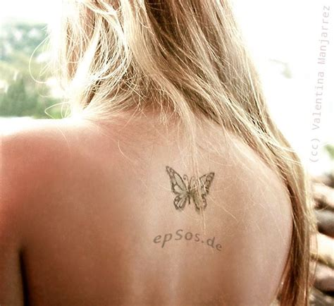 small butterfly tattoos on neck best 25 small neck tattoos ideas on small