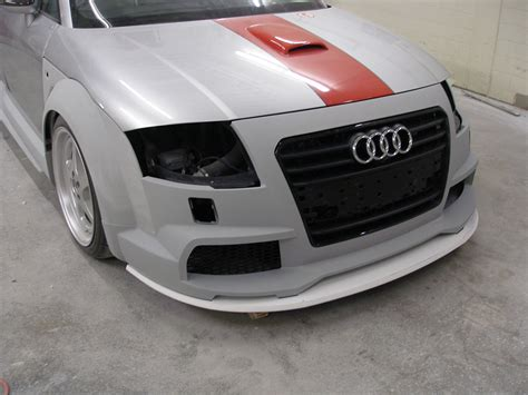 Audi Tt 8n Parts Dmc Widebody Kit News Audi Tt Tuning Parts
