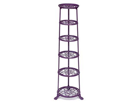 Saucepan Stand Kitchen Cast Iron Pan Stand Purple Saucepan Rack Pan Stand