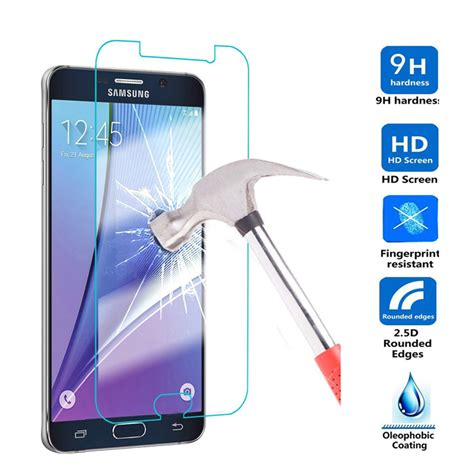 Tempered Glass Samsung J2 Pink tempered glass for samsung galaxy a3 a5 a7 2016 s6 s7 s5