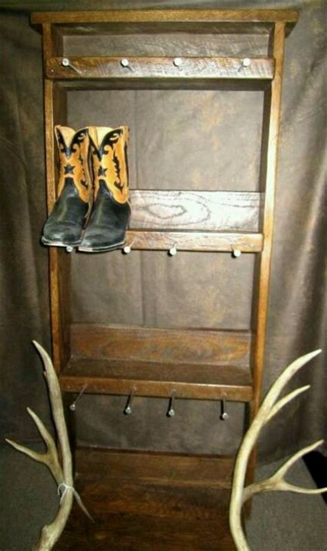 western boot racks western boot rack jessie boot rack pinterest
