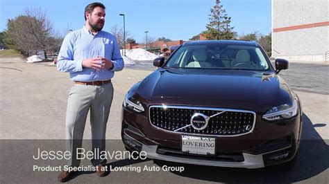 android auto   volvo  lovering auto group youtube